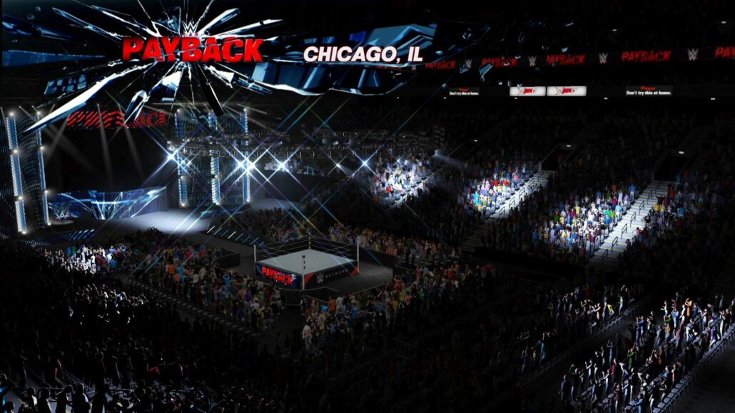 WWE 2K17 02 - Welcome to Chicago