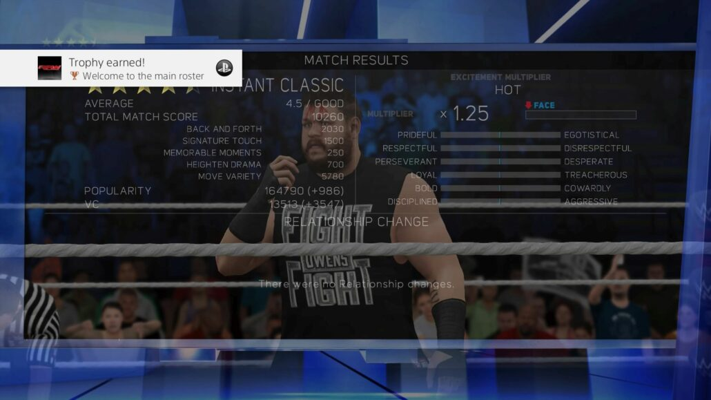 WWE 2K17 04 - Welcome to the Roster