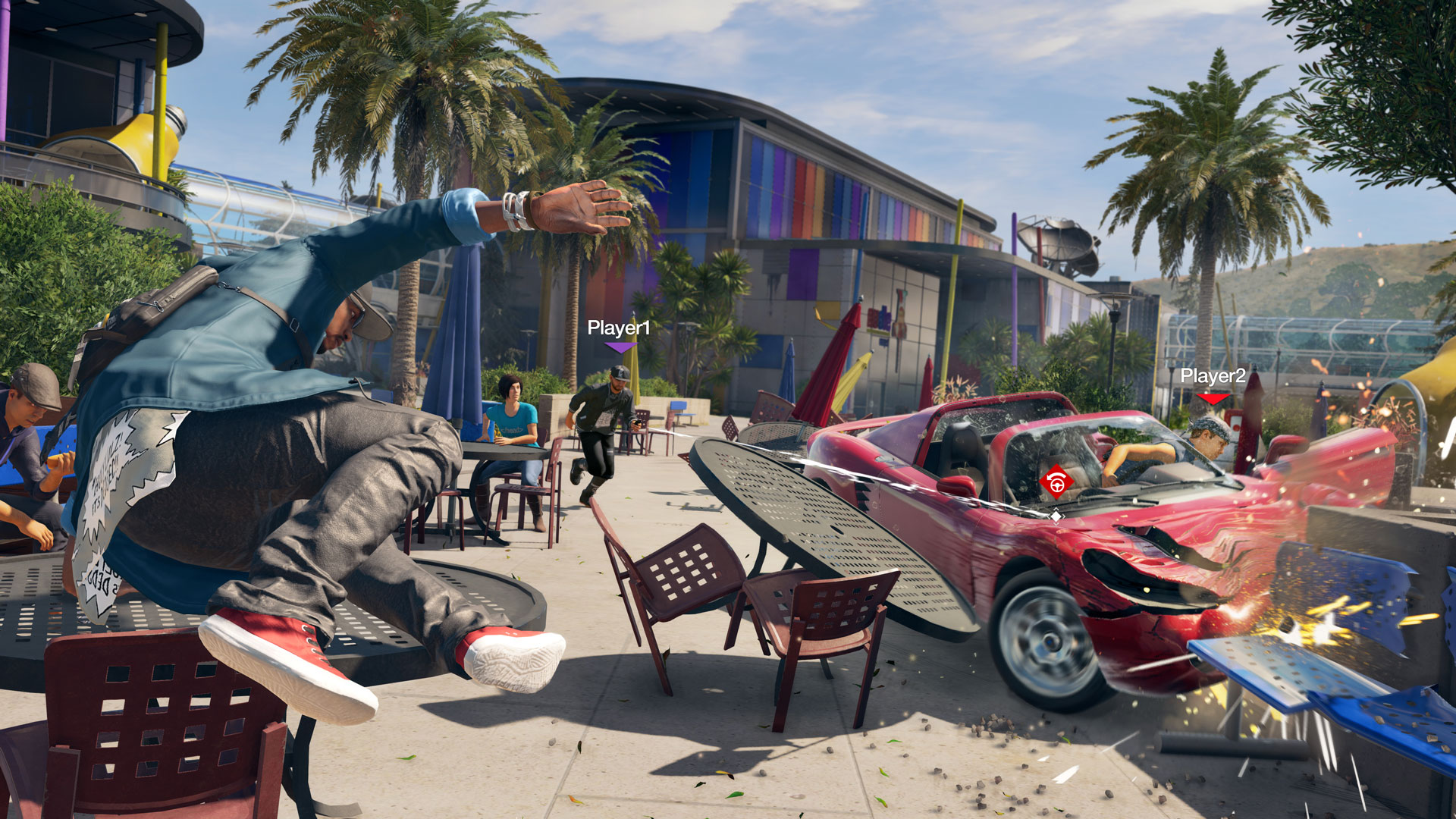 Watch Dogs 2 New PC Update Improves AMD Crossfire Systems Stability