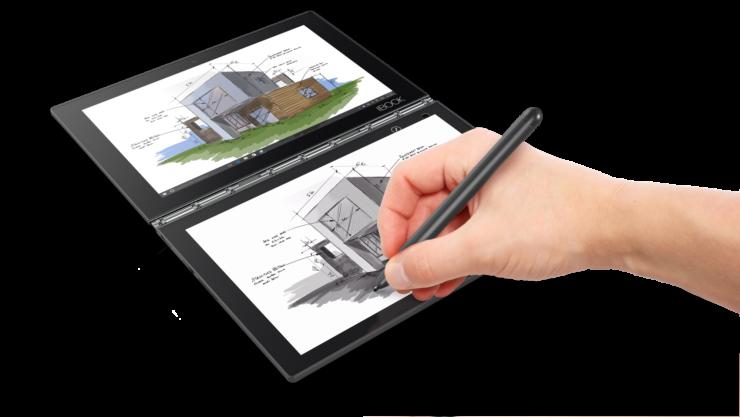 Lenovo Yoga Book Chrome OS 2017