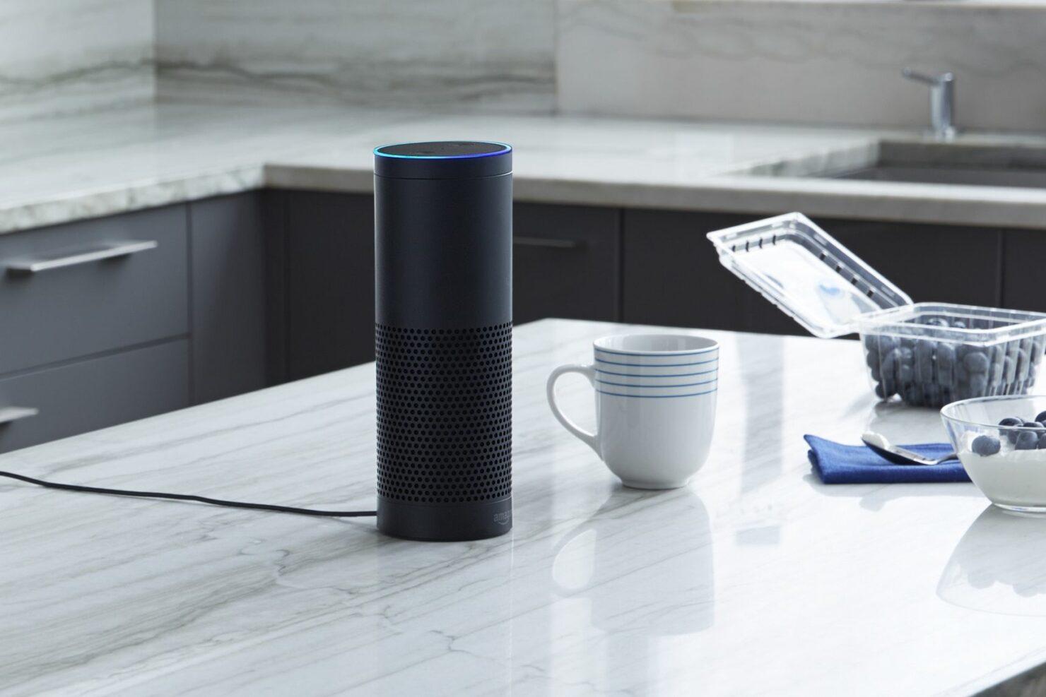 Alexa Amazon Echo Las Vegas Wynn
