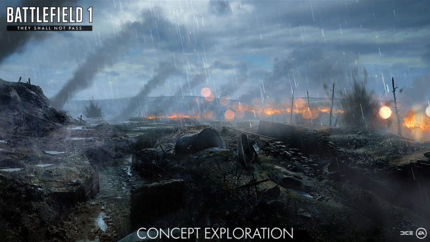 battlefield 1 expansion they shall not pass art4