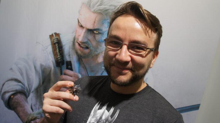 Damien Monnier techland Witcher 3 designer