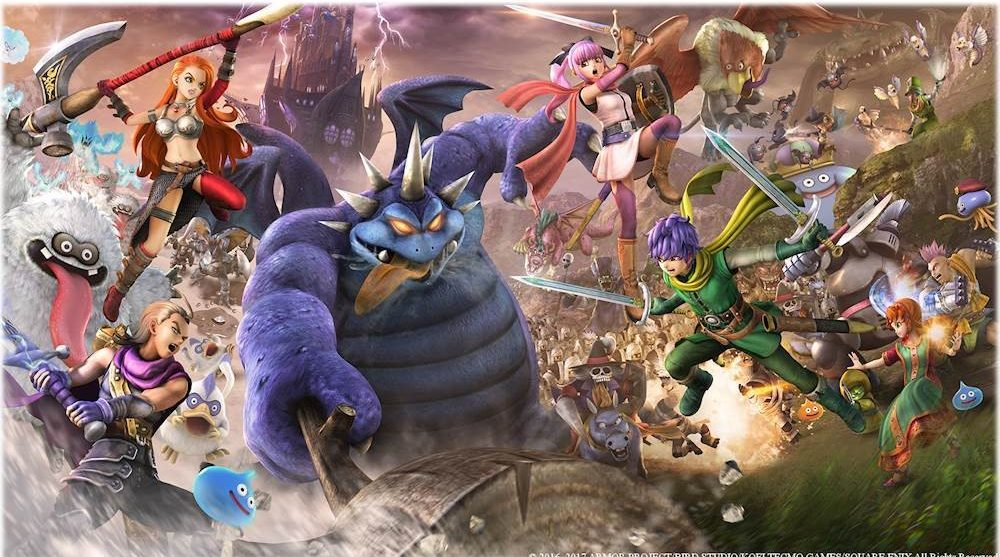 dragon quest heroes 2 Nintendo Switch