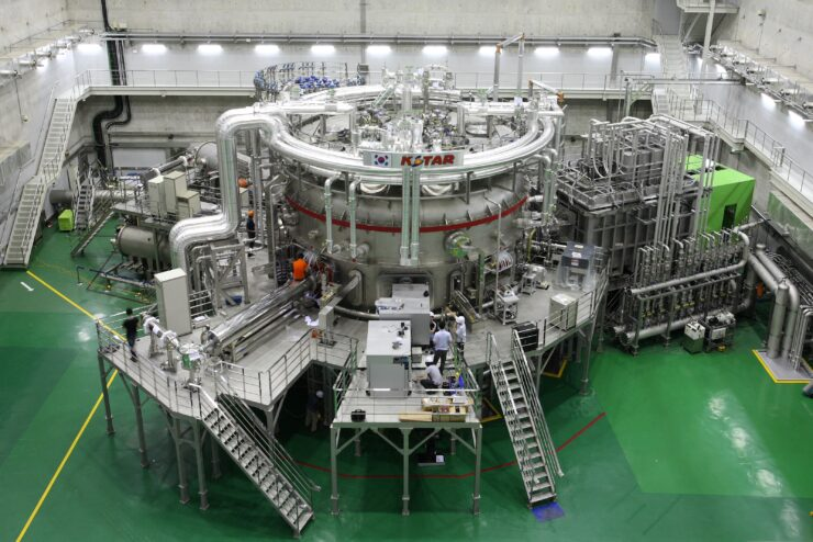 KSTAR has managed to keep high performance plasma in its ideal state for energy generation