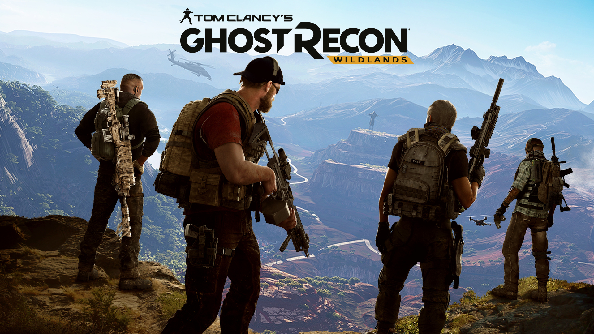 Ghost Recon Free Download PC Game Full Version