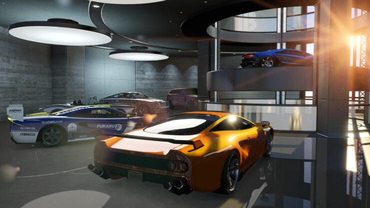 GTA Online Import/Export DLC