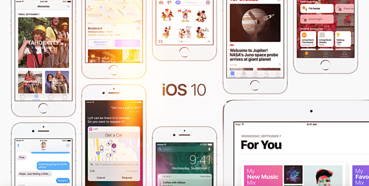 iOS 10.2 Features