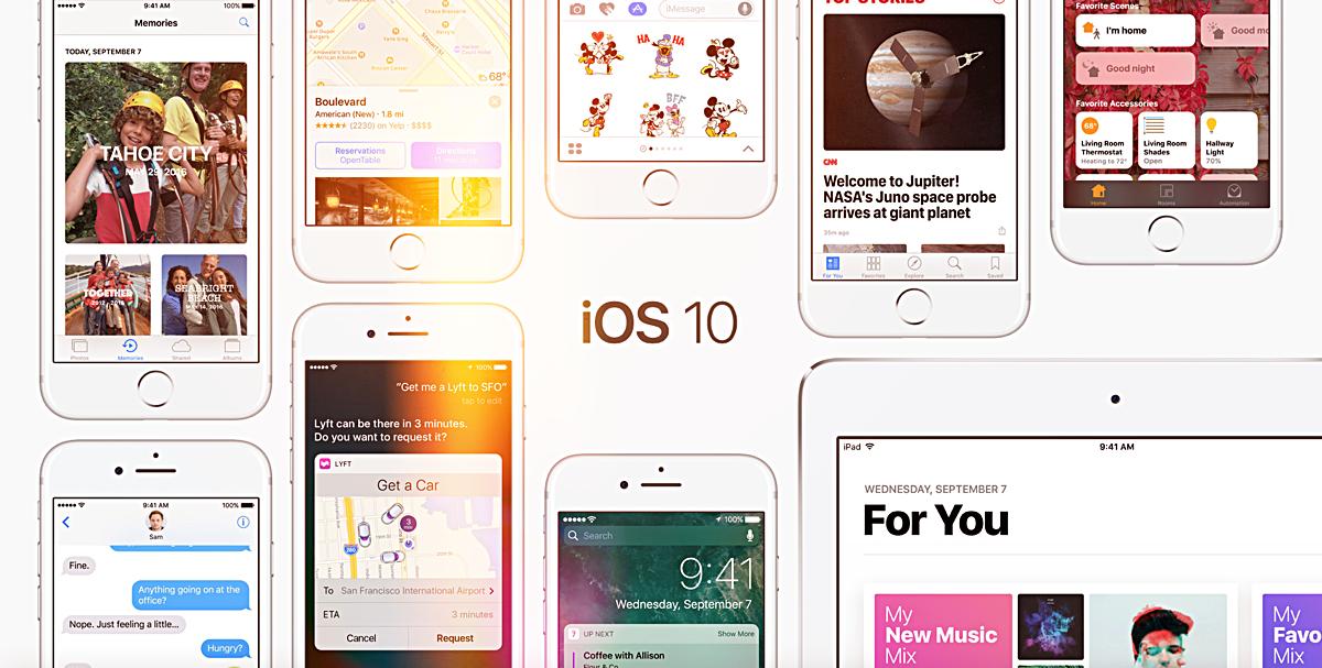 iOS 10.2 Features