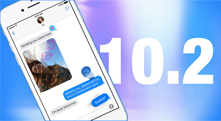Download iOS 10.2