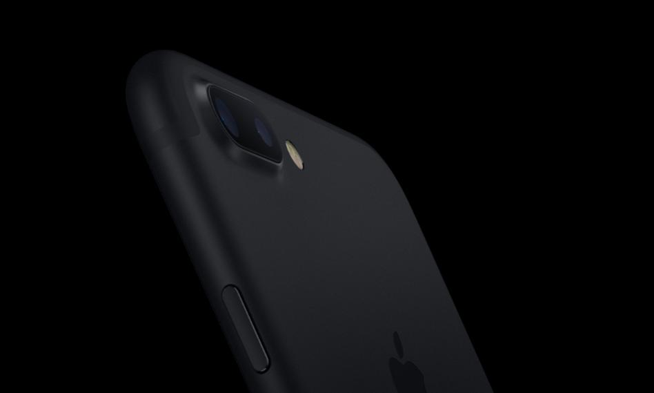 iPhone 7 Plus camera hardware fault