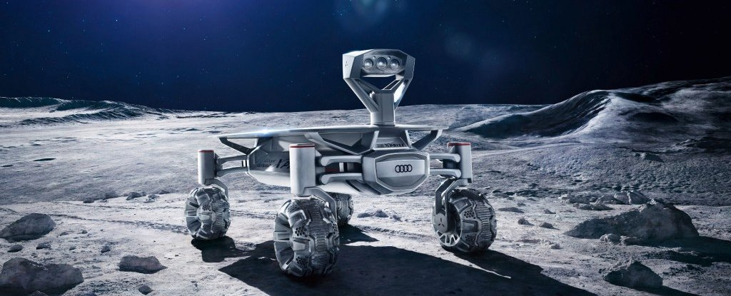 German Moon Mission May Finally Put The Rumors About ...
