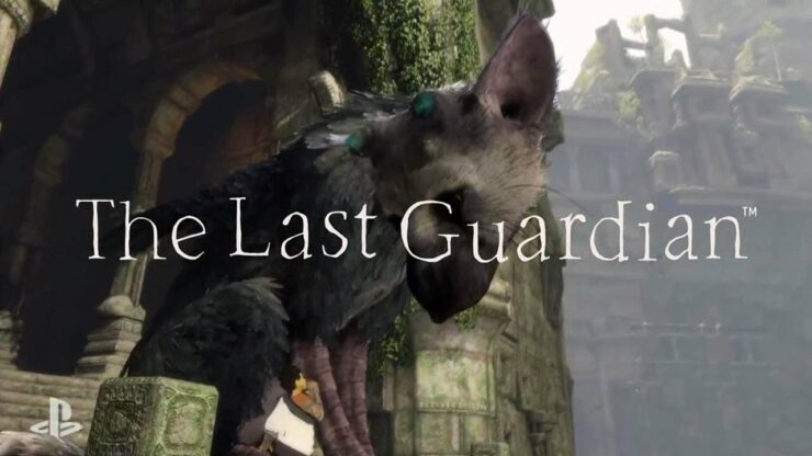 The Last Guardian Ps4 PS4 Pro