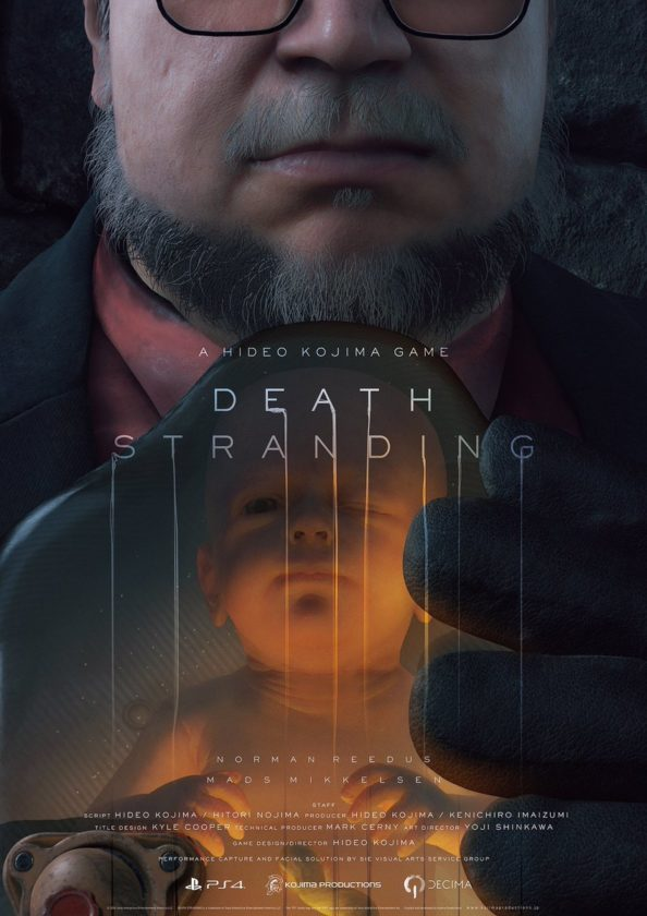 ps4 pro death stranding