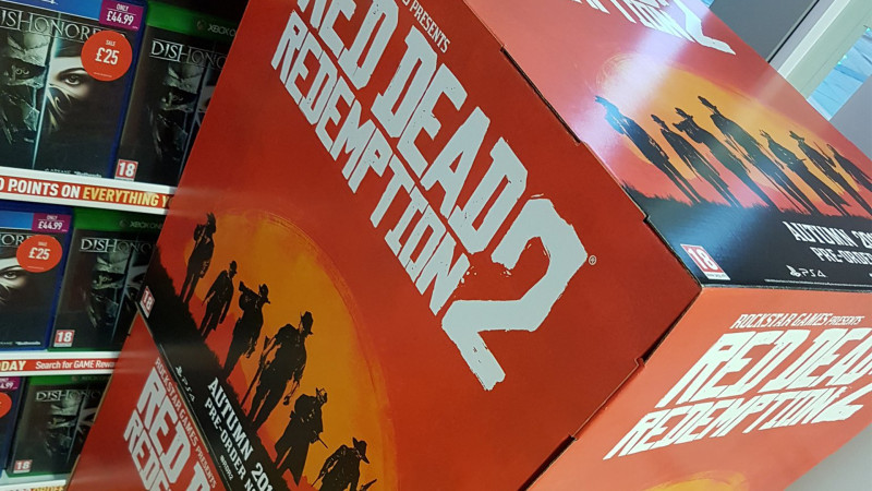 Take Two Interactive Stock Upgraded Prior to Red Dead
