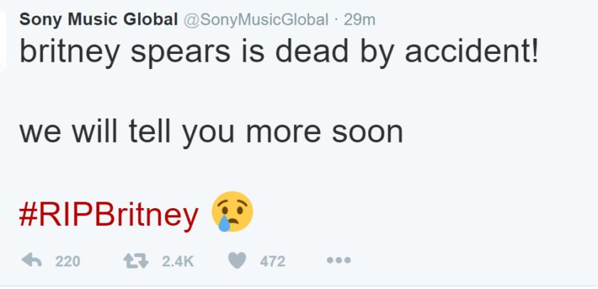 sony hacked
