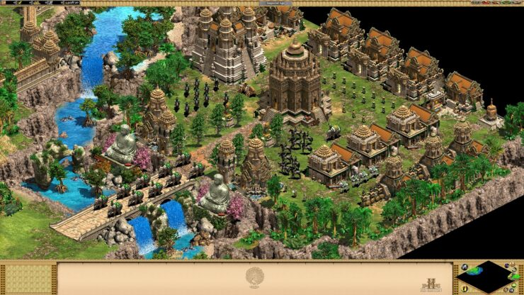 Age of Empires II HD Rise of the Rajas expansion