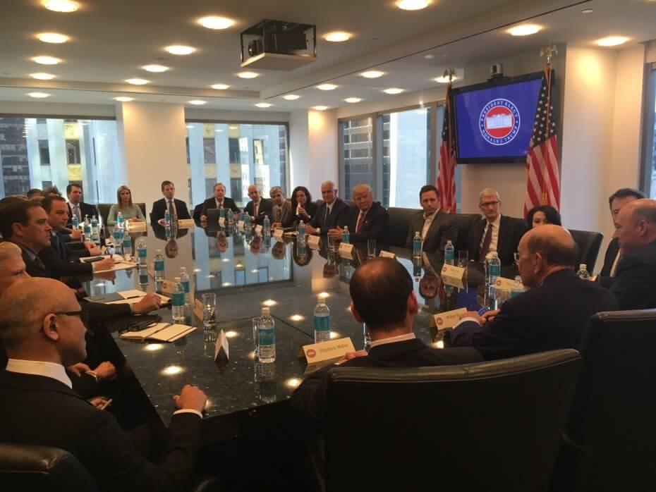 tech-leaders-meet-trump