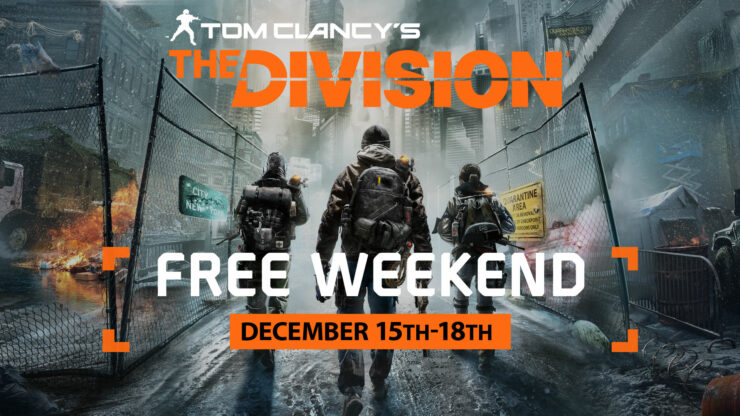 the division free pc weekend