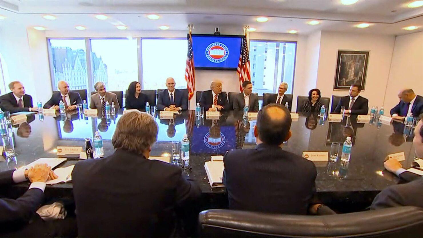 trump-tech-summit