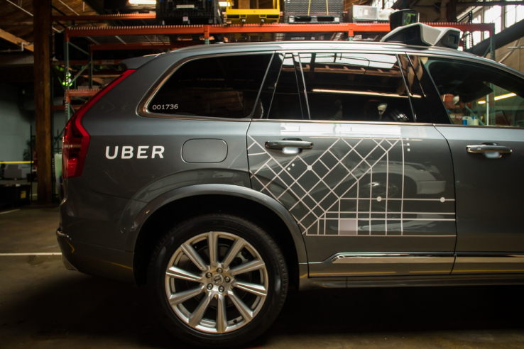 uber is not ceasing its self driving car program in san francisco despite an order from the dmv. Black Bedroom Furniture Sets. Home Design Ideas