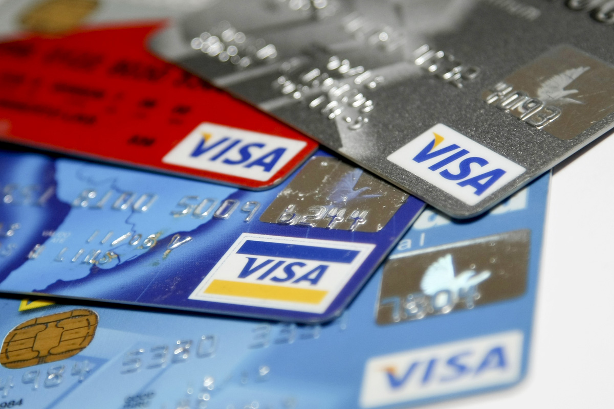 visa card security