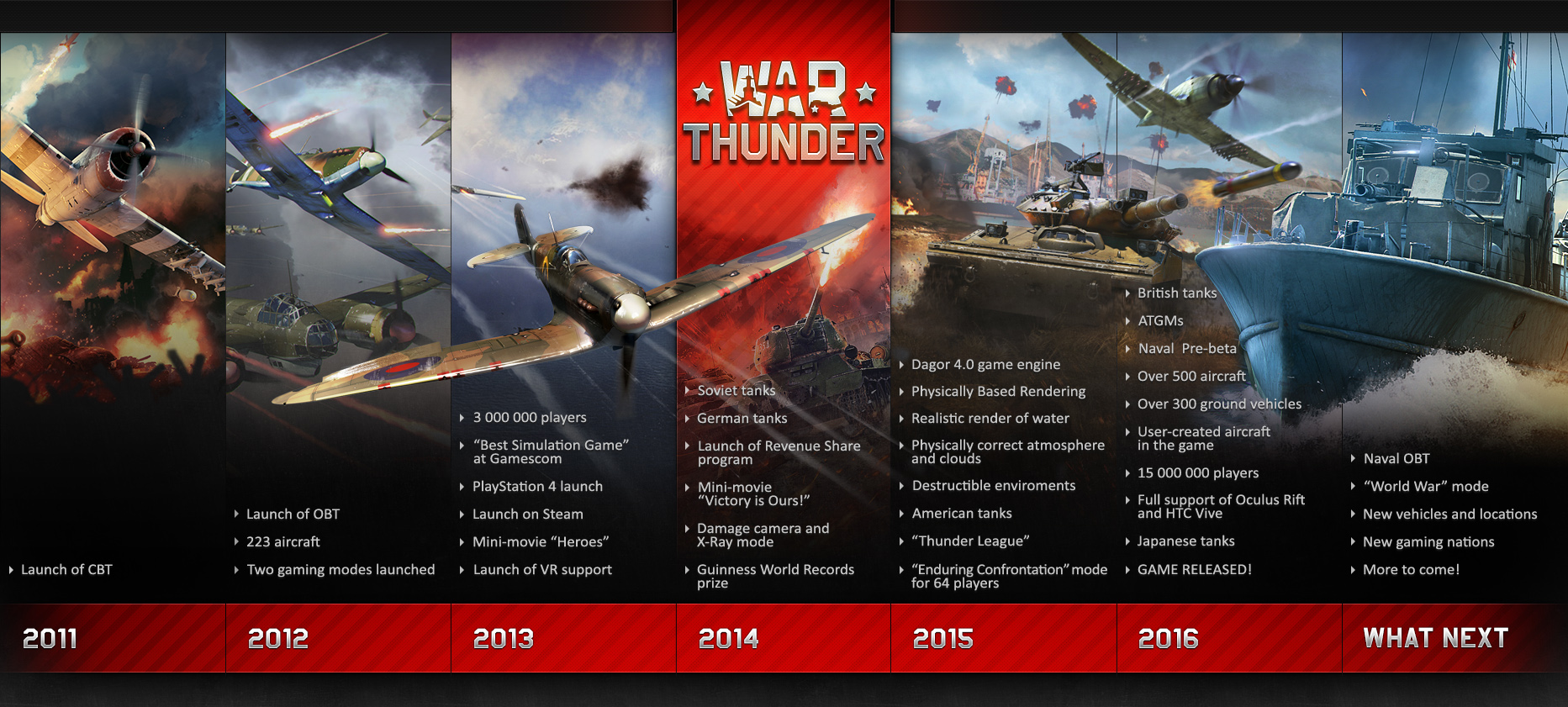 Are there modes for War Thunder For WOT, do a lot of mods, is there something similar for War Thunder