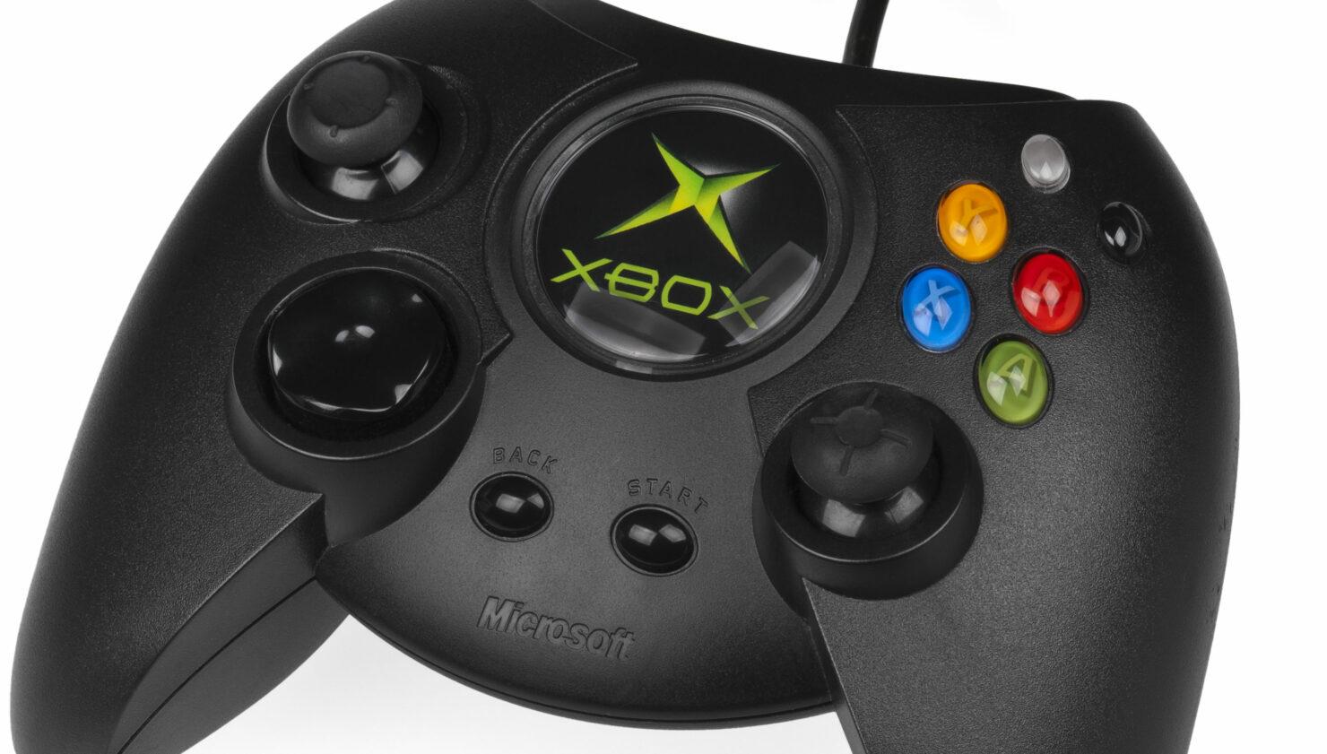 Xbox Controller The Duke