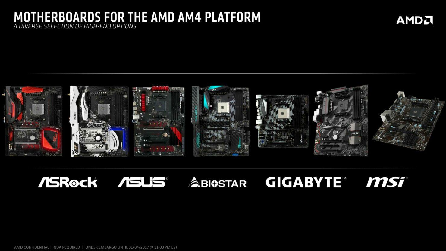 AMD Warns Motherboard Makers From Offering Ryzen 5000 Desktop CPU BIOS Support on AM4 X370 Boards