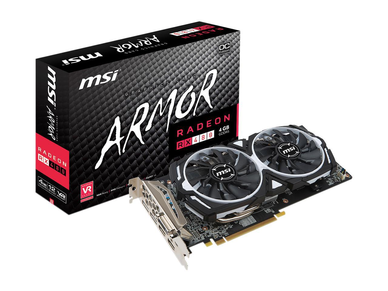 AMD RX 480 amazing deal for today