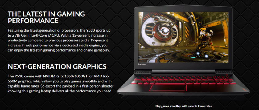 AMD Radeon RX 560M Radeon RX 500 Series