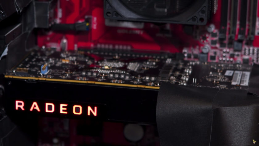 AMD Radeon Vega Graphics Card For Enthusiasts