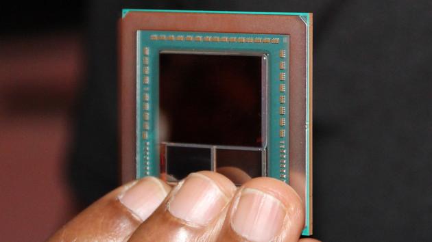 AMD Vega GPU Radeon Vega
