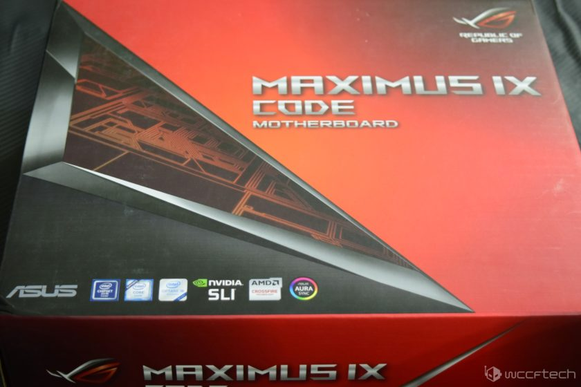 ASUS ROG MAXIMUS IX CODE_1 (Custom)