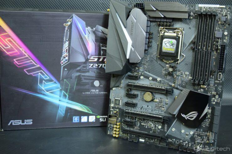 Intel 200-Series Kaby Lake Platform Arrives - Full Z270