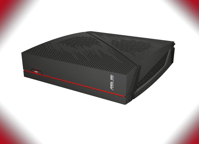 ASUS VivoPC X console form factor