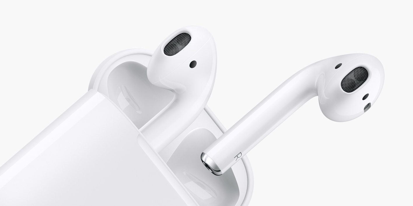 AirPods lost use Finder app