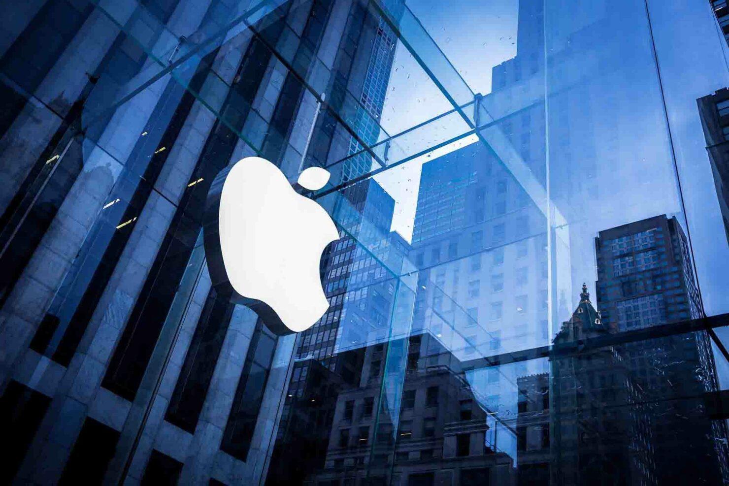 Apple Q1 2017 revenue results