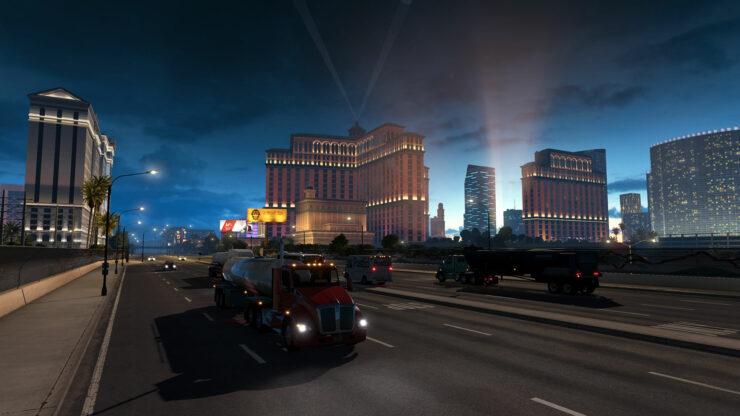 Best Simulation Games 04 - American Truck Simulator