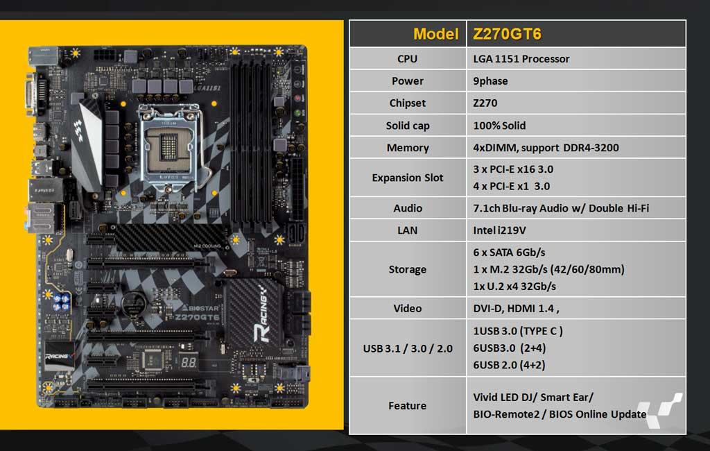 biostar-z270gt6