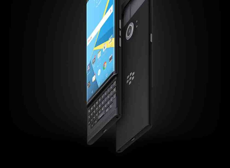BlackBerry phones incoming at CES 2017
