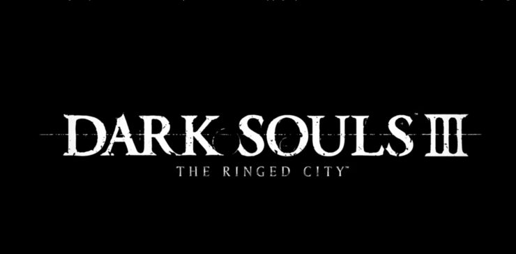 Dark Souls 3 The Ringed City DLC Leak