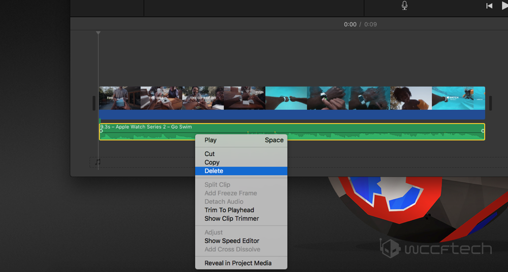 How to Remove Audio Track from Video File Using iMovie