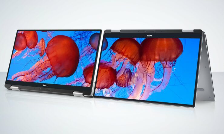 Dell XPS 13 2 in 1 official hardware details
