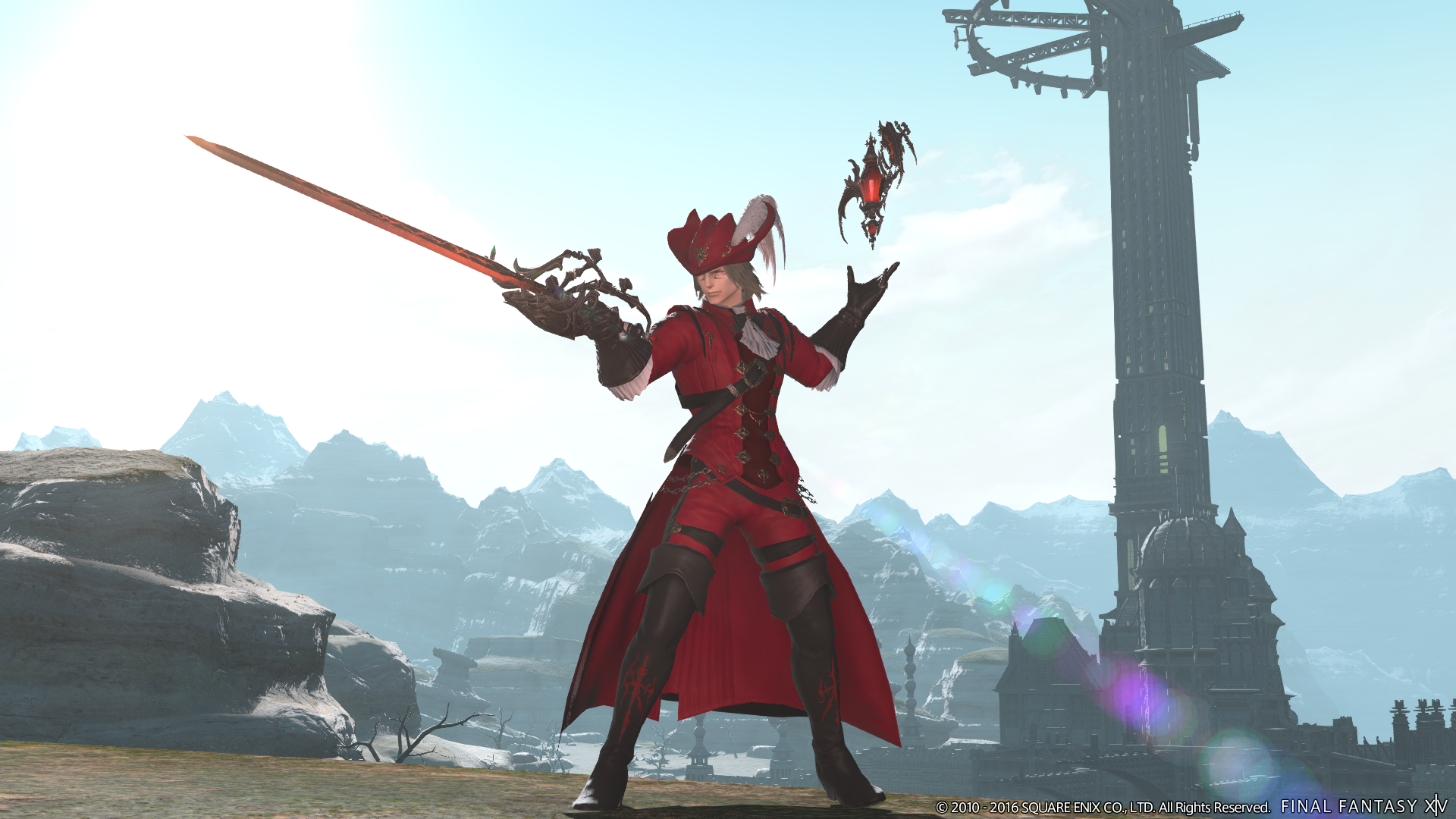 Final Fantasy XIV: Stormblood Expansion Announced