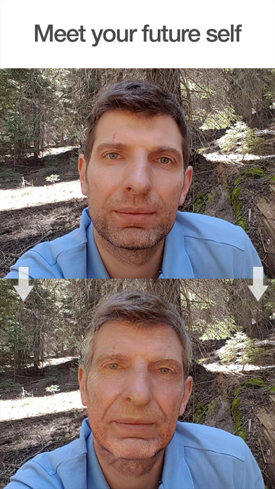 This iOS App Uses a Neural Network to Make You Look Old, Smile & More