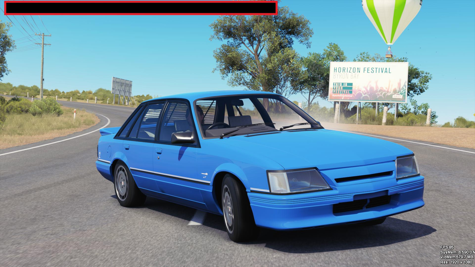 forza horizon 3 developer build leaked cars showcased in new screenshots