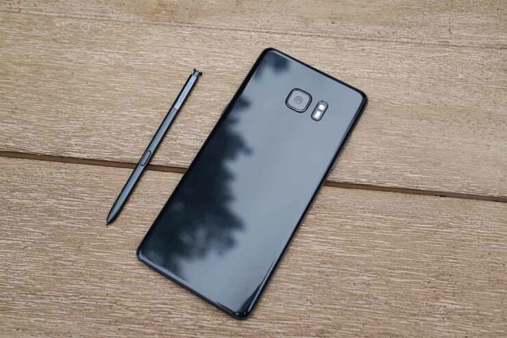 Galaxy Note 8 confirmed Samsung chief