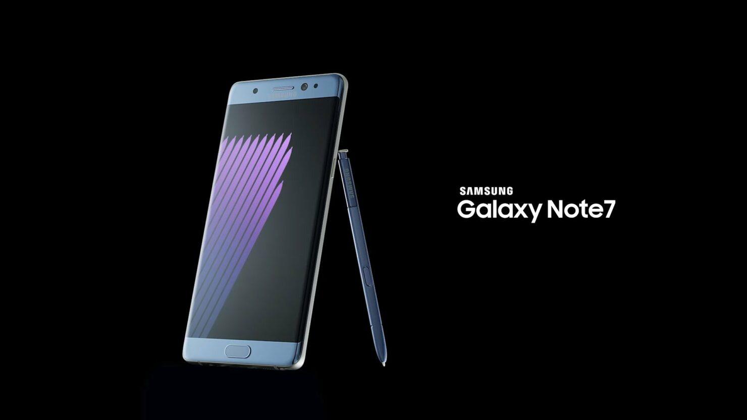 Galaxy Note7 80000 users still using