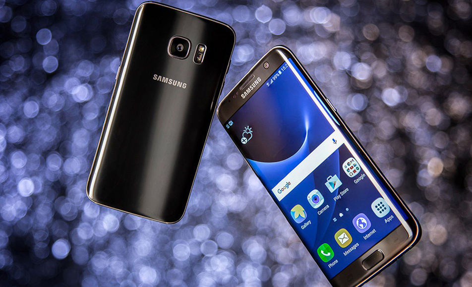 Samsung Galaxy smartphone sales infograph